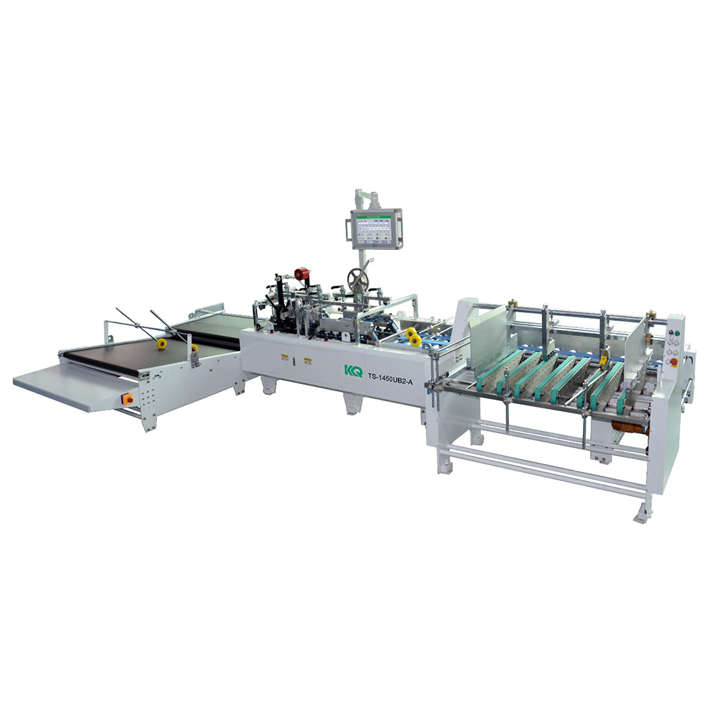 TS-1450UB2-A Double sided tape application machine