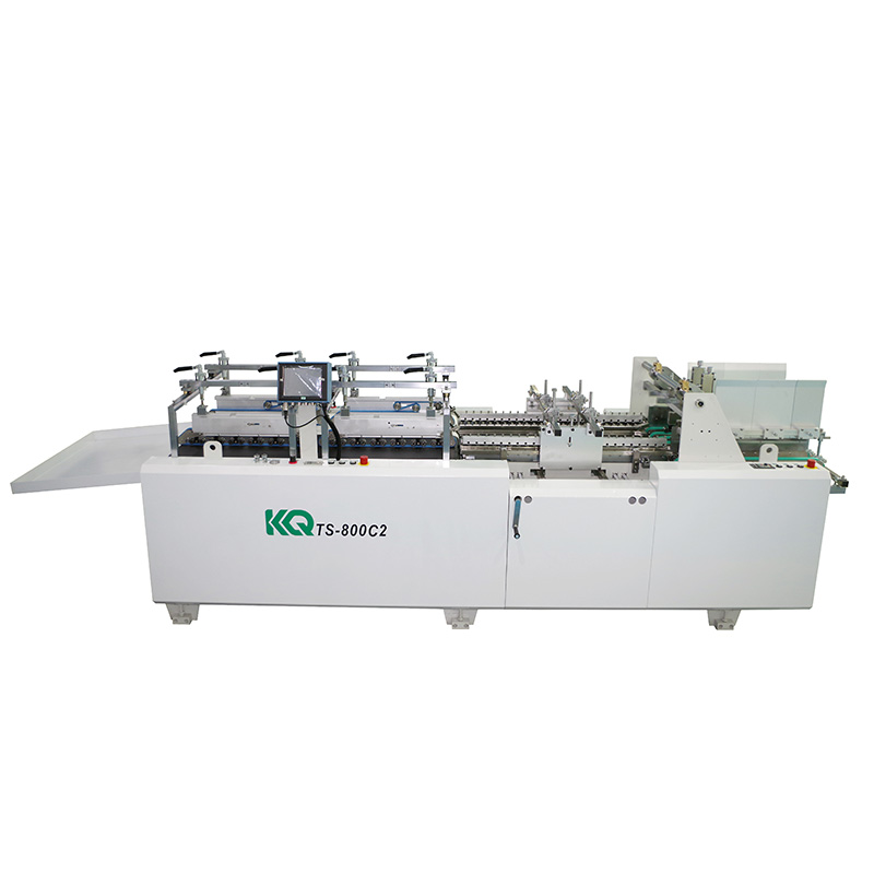 TS-800C2/TS-1100C2 Double sided tape application system